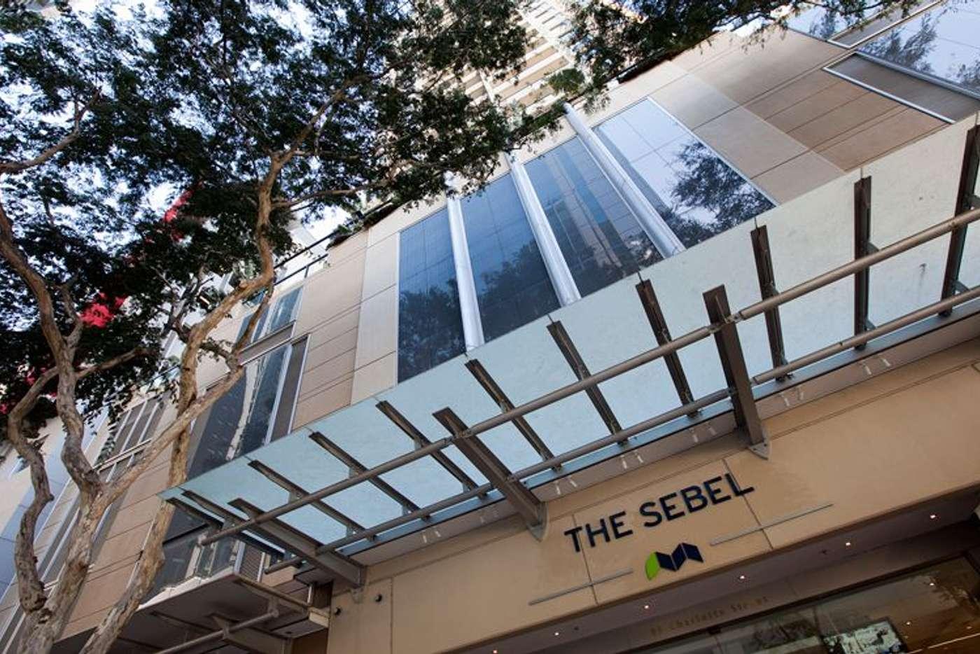 Seventh view of Homely studio listing, 1506/95 Charlotte Street, Brisbane City QLD 4000