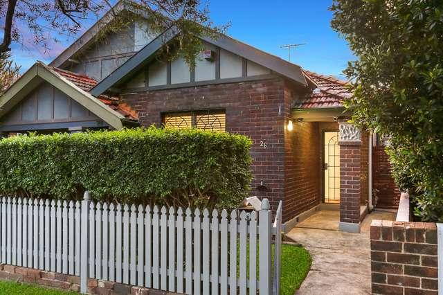 26 Jarvie Avenue, Petersham NSW 2049