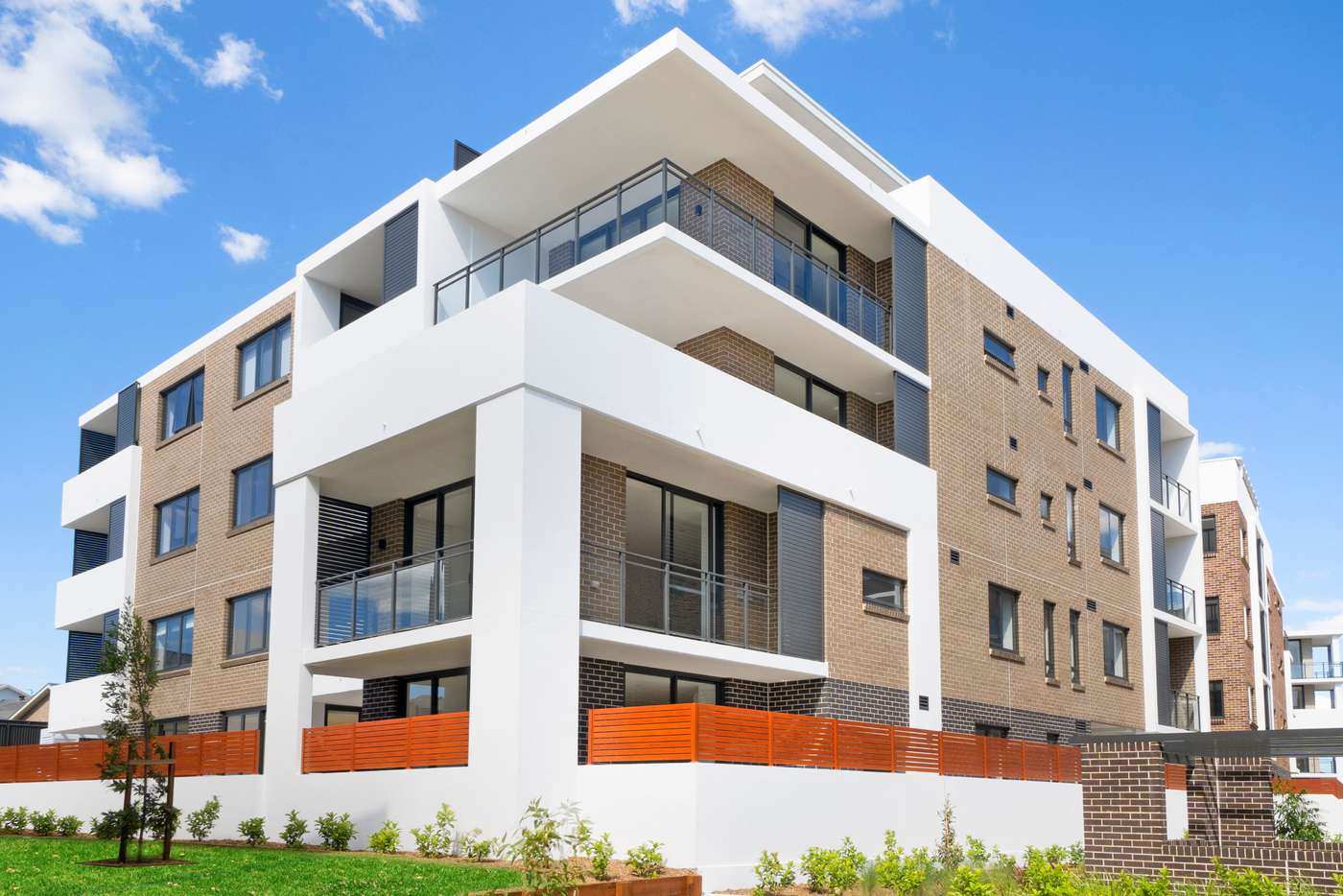 Main view of Homely unit listing, 419/3 Gerbera Place, Kellyville NSW 2155
