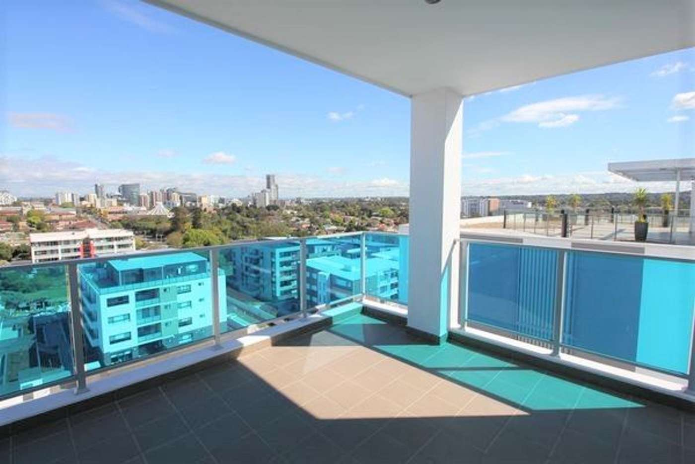 Main view of Homely unit listing, 912/1-5 Weston Street, Rosehill NSW 2142