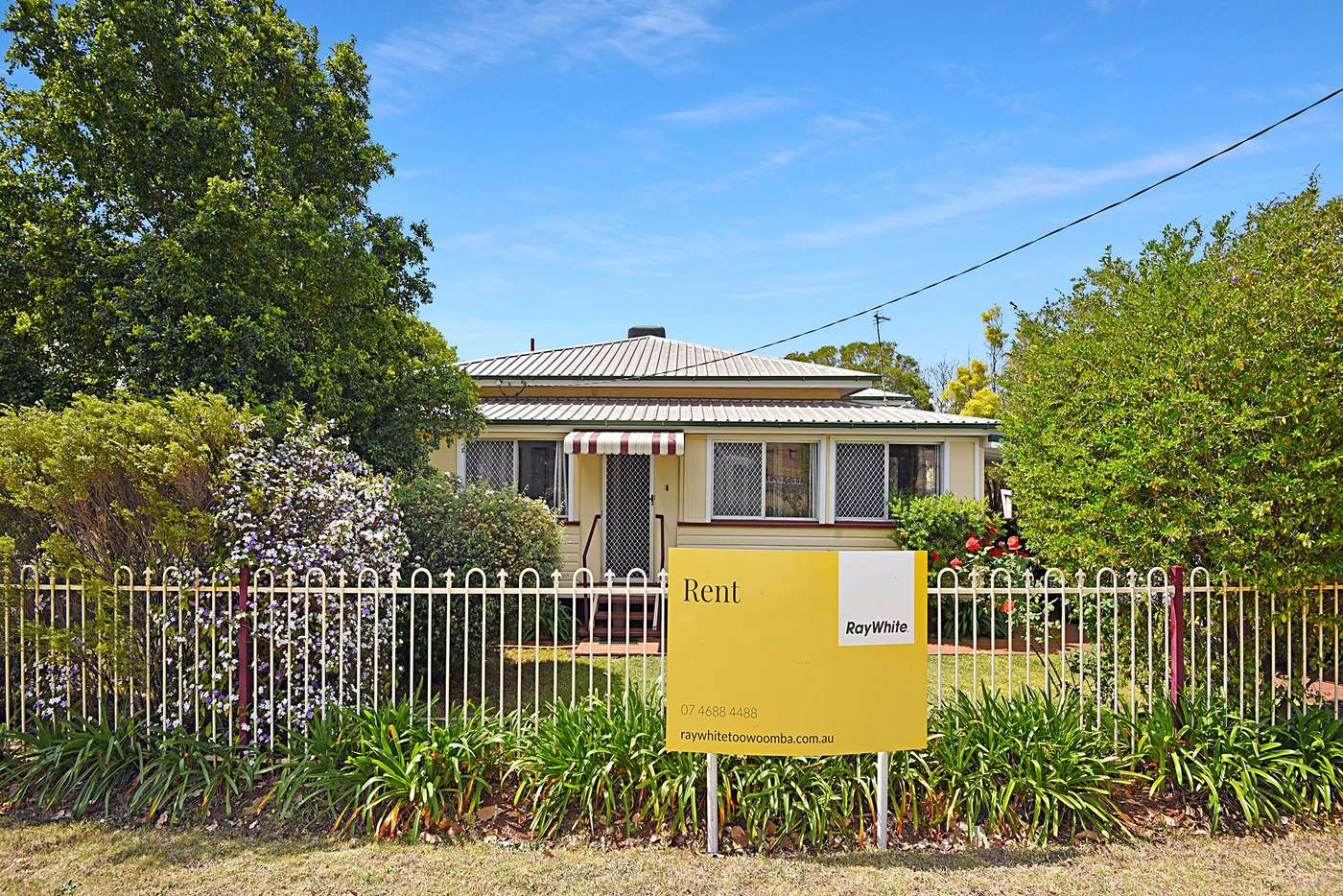 Main view of Homely house listing, 47 Oquinn Street, Harristown QLD 4350