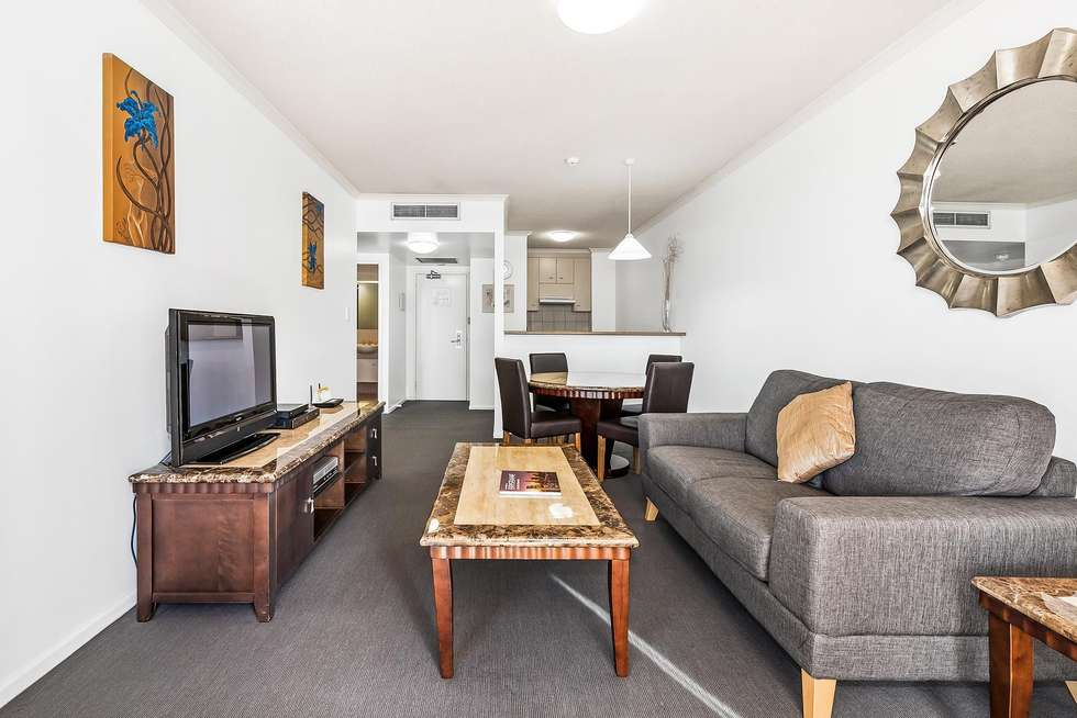 Second view of Homely apartment listing, 611/44 Ferry Street, Kangaroo Point QLD 4169