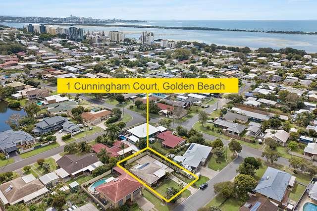 1 Cunningham Court, Golden Beach QLD 4551