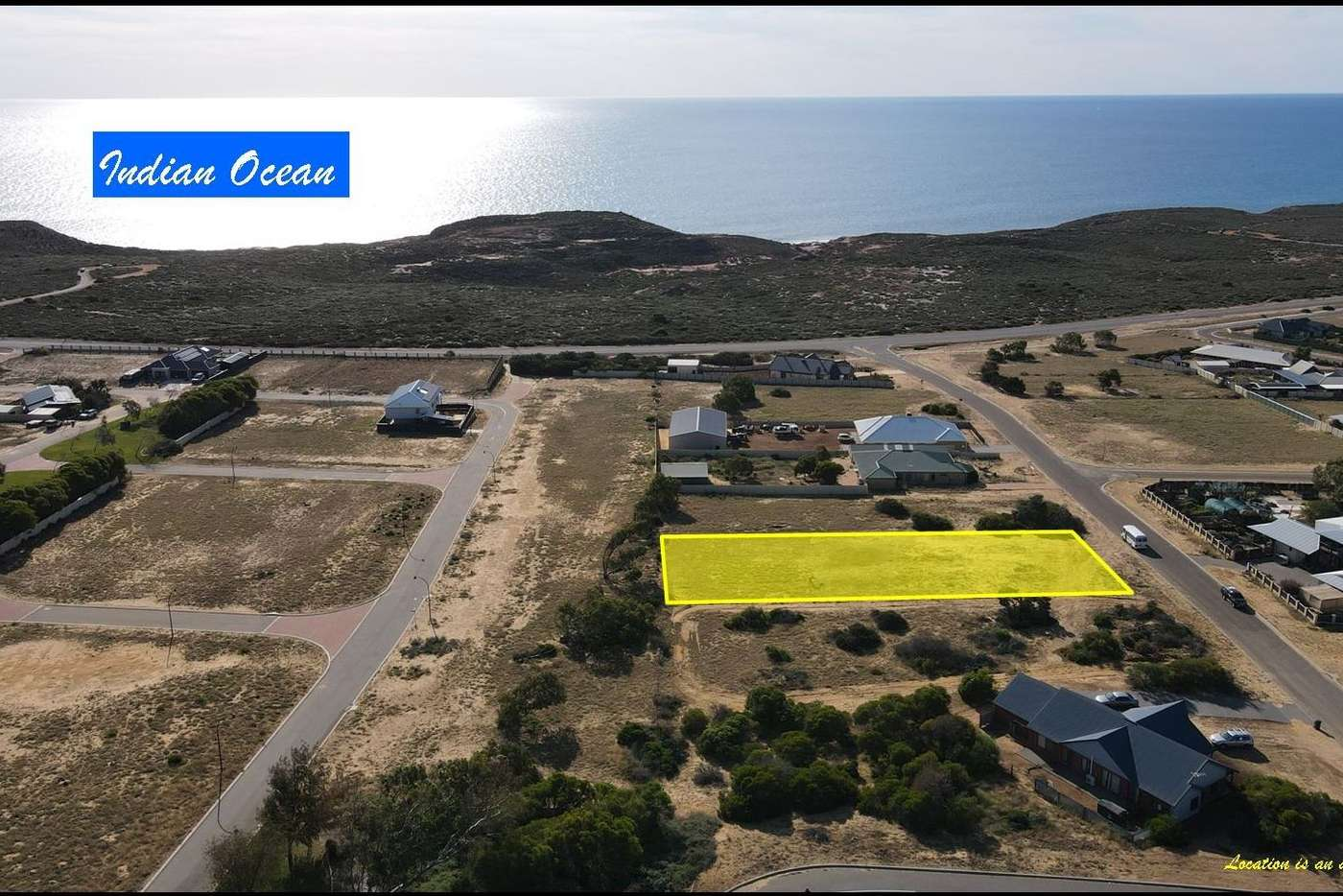 Main view of Homely residentialLand listing, 16 Lot 71 Browne Boulevard, Kalbarri WA 6536
