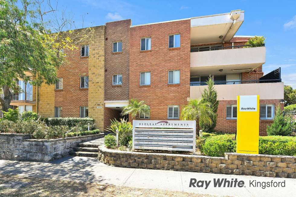 Second view of Homely apartment listing, 18/3-5 Kensington Road, Kensington NSW 2033
