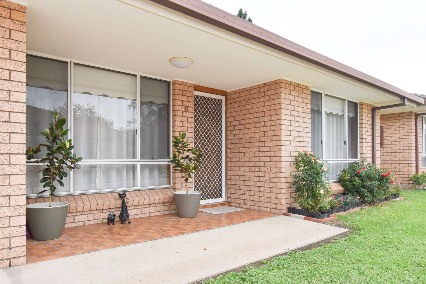 Main view of Homely unit listing, 6/196 Piper Steet, Bathurst NSW 2795