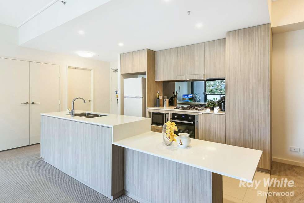 Second view of Homely apartment listing, 610/7 Washington Avenue, Riverwood NSW 2210