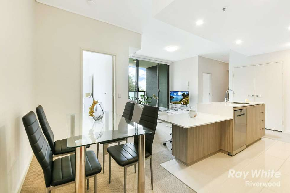 Third view of Homely apartment listing, 610/7 Washington Avenue, Riverwood NSW 2210