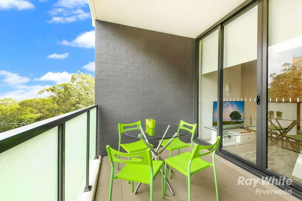 Fourth view of Homely apartment listing, 610/7 Washington Avenue, Riverwood NSW 2210