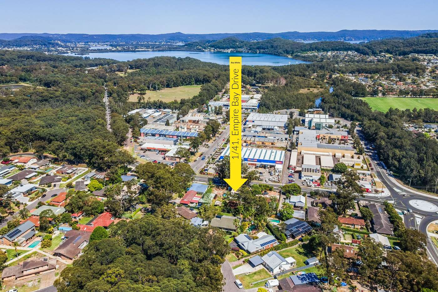 Fifth view of Homely house listing, 1/41 Empire Bay Drive, Kincumber NSW 2251