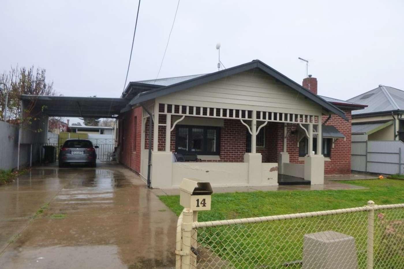Main view of Homely house listing, 14 Seventh Avenue, Cheltenham SA 5014
