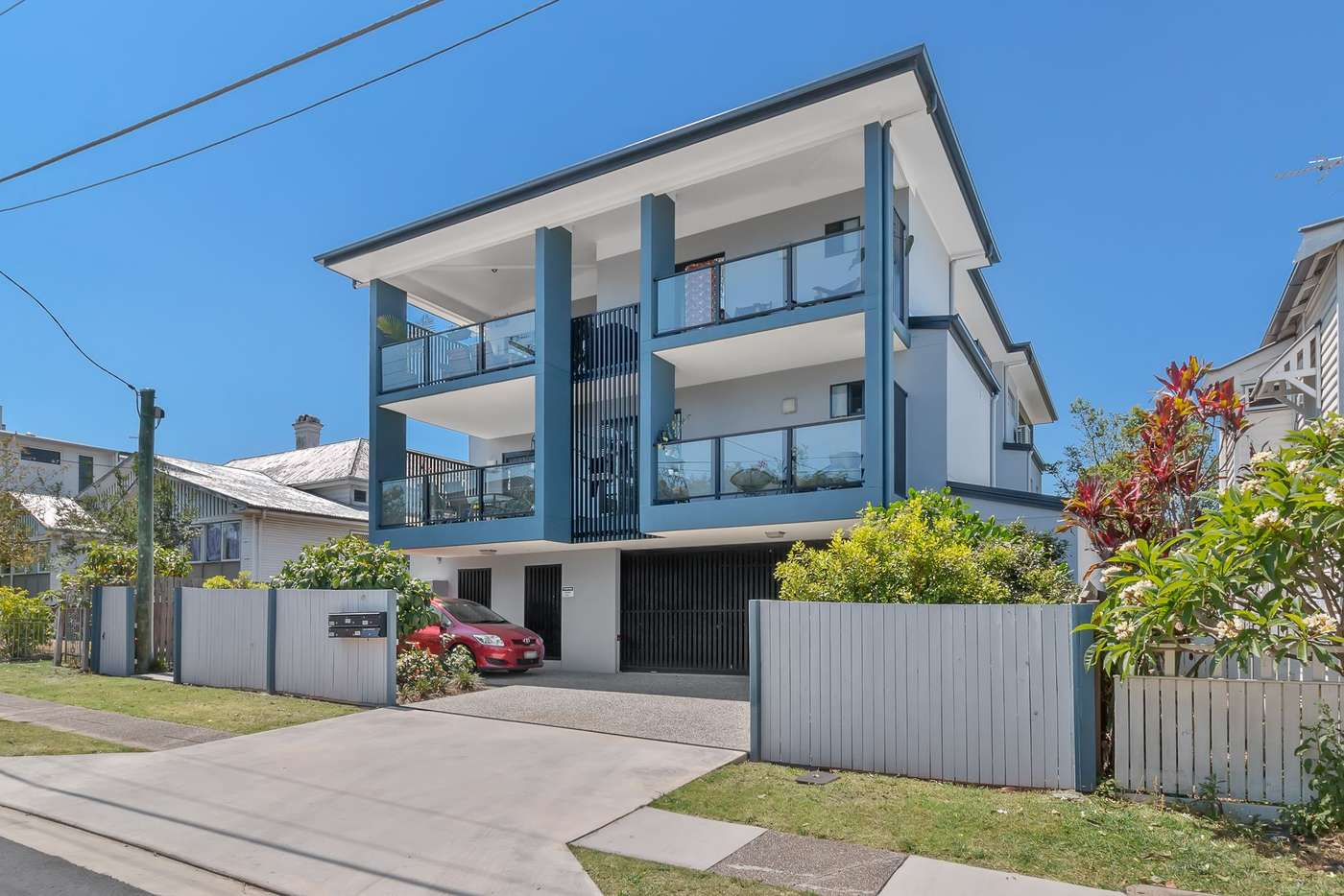 Main view of Homely apartment listing, Unit 2/42 Le Geyt Street, Windsor QLD 4030