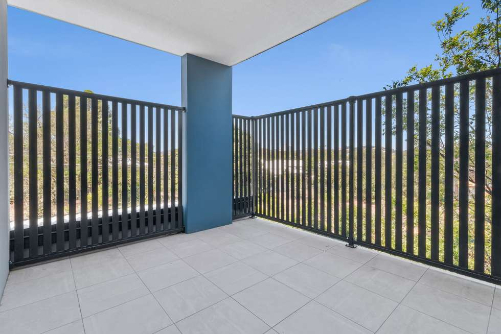 Third view of Homely apartment listing, Unit 2/42 Le Geyt Street, Windsor QLD 4030