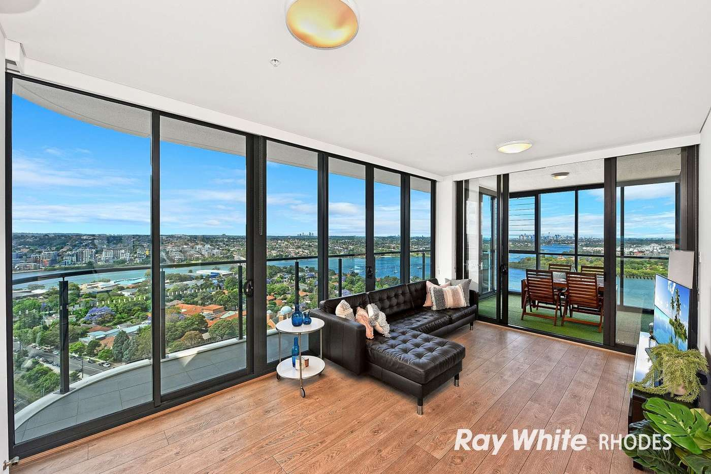 Main view of Homely apartment listing, 2203/42 Walker Street, Rhodes NSW 2138