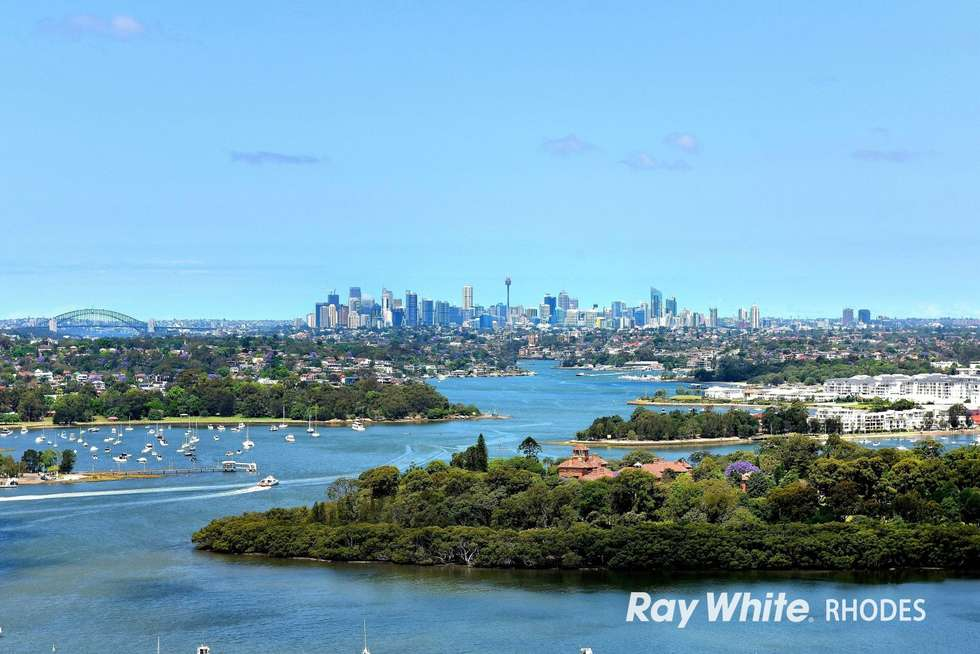 Third view of Homely apartment listing, 2203/42 Walker Street, Rhodes NSW 2138
