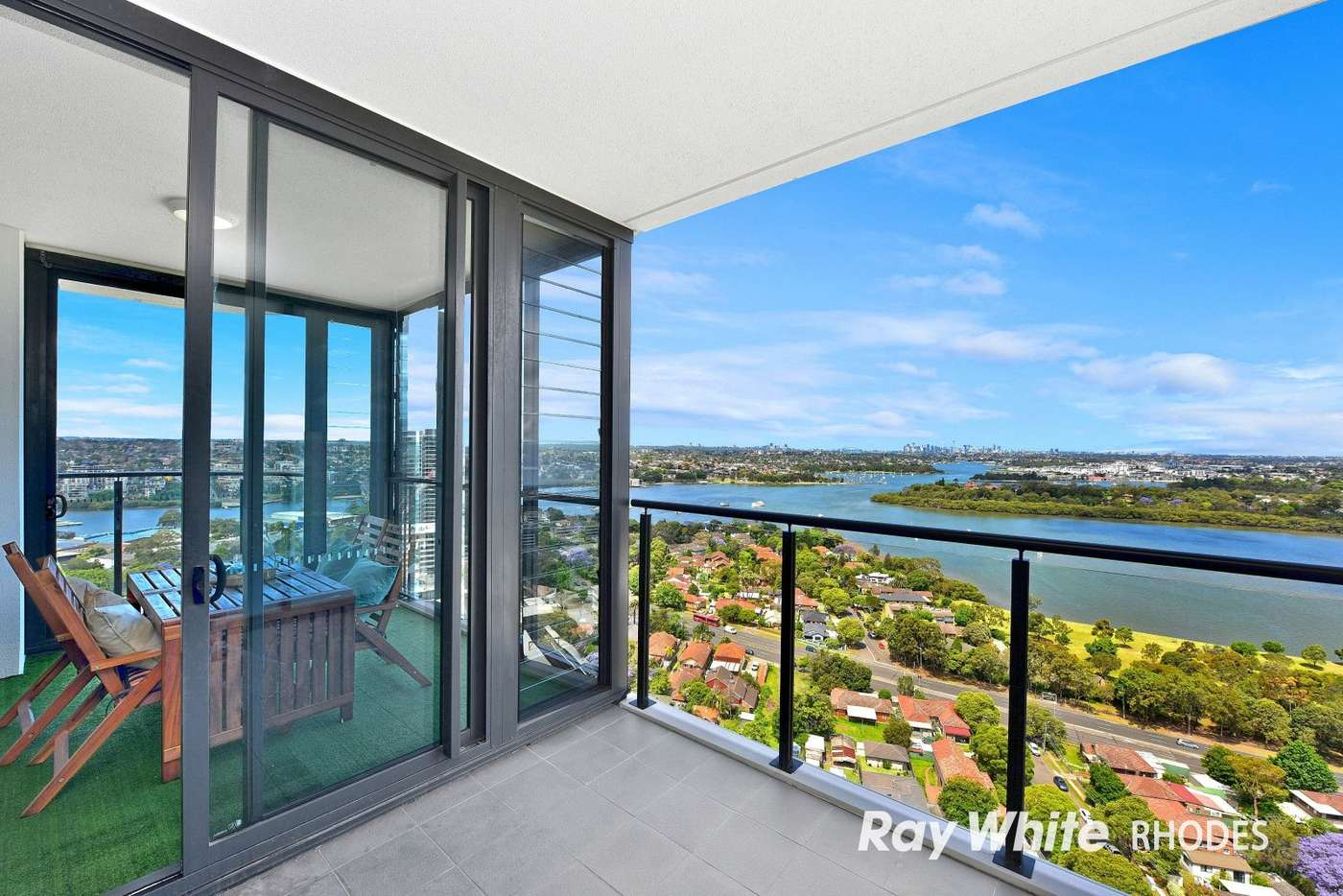 Fifth view of Homely apartment listing, 2203/42 Walker Street, Rhodes NSW 2138
