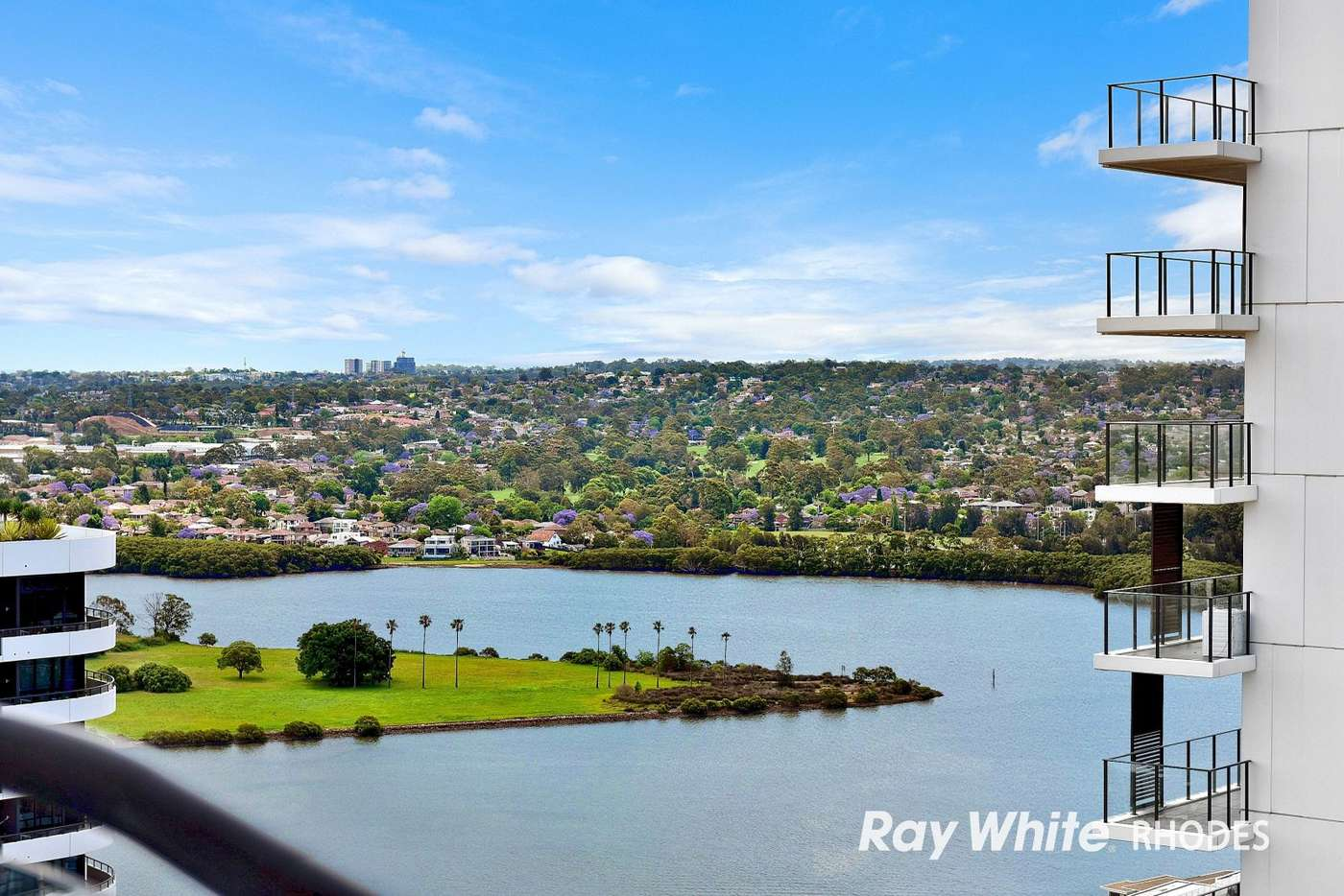 Sixth view of Homely apartment listing, 2203/42 Walker Street, Rhodes NSW 2138