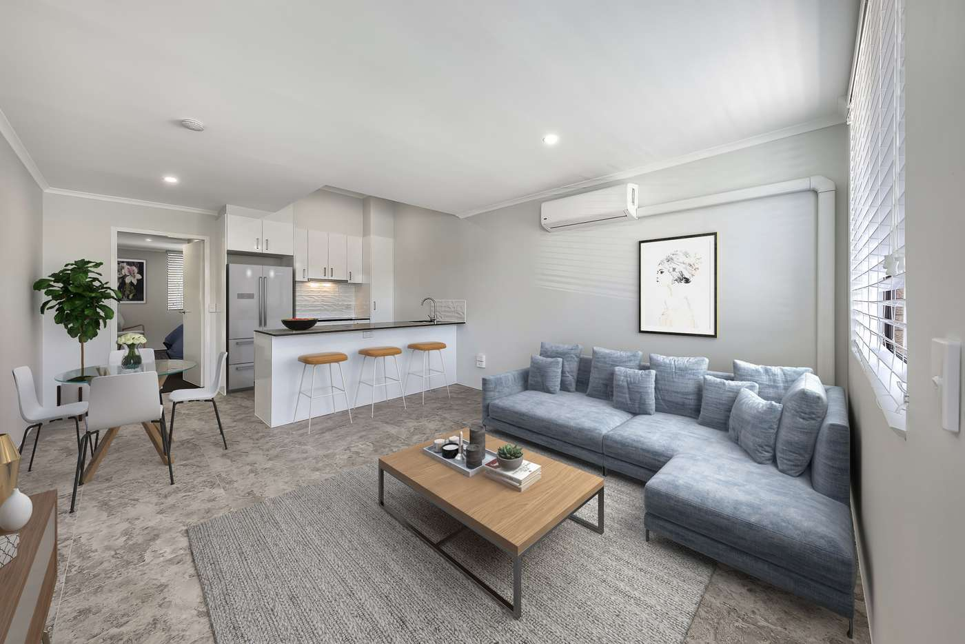 Main view of Homely apartment listing, 5/3 Gardiner Street, Alderley QLD 4051
