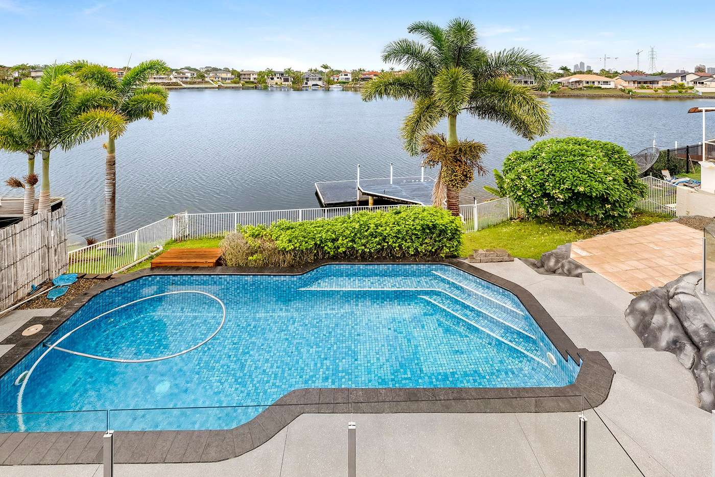 Main view of Homely house listing, 156 Port Jackson Boulevard, Clear Island Waters QLD 4226
