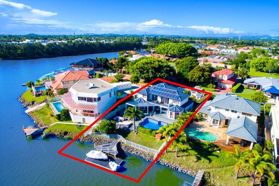 Second view of Homely house listing, 156 Port Jackson Boulevard, Clear Island Waters QLD 4226
