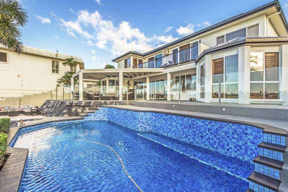 Fifth view of Homely house listing, 156 Port Jackson Boulevard, Clear Island Waters QLD 4226