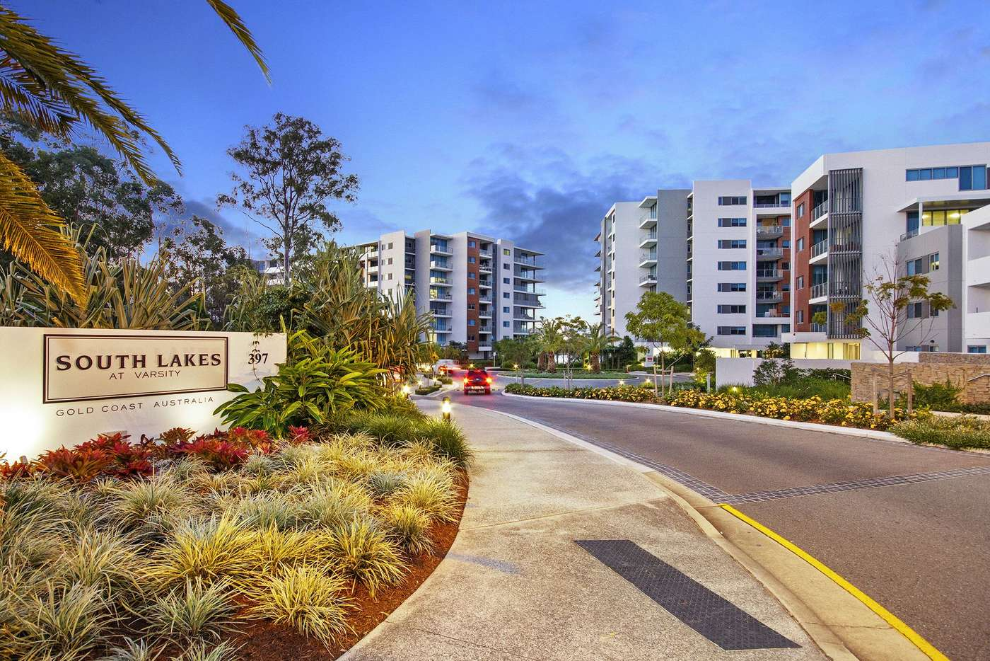 Main view of Homely apartment listing, 3114/397 Christine Avenue, Varsity Lakes QLD 4227