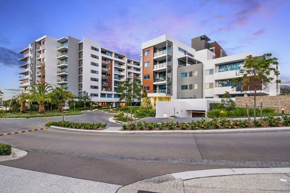 Second view of Homely apartment listing, 3114/397 Christine Avenue, Varsity Lakes QLD 4227