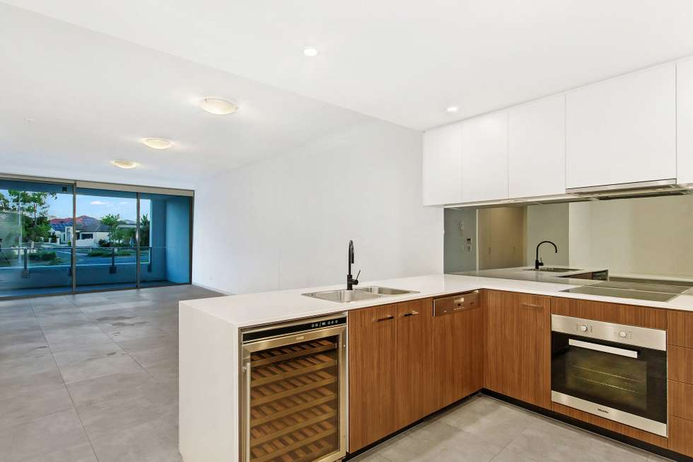Third view of Homely apartment listing, 3114/397 Christine Avenue, Varsity Lakes QLD 4227