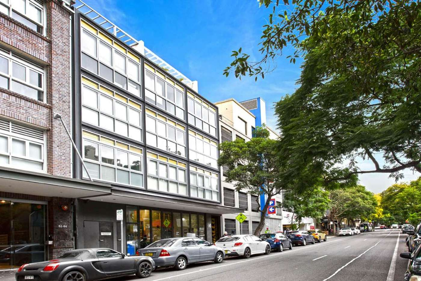 Main view of Homely apartment listing, 20/66-68 Riley Street, Darlinghurst NSW 2010