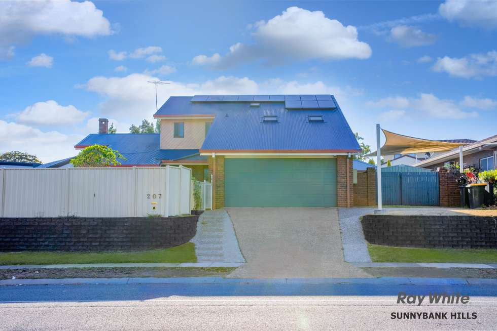 Second view of Homely house listing, 207 Gowan Road, Sunnybank Hills QLD 4109