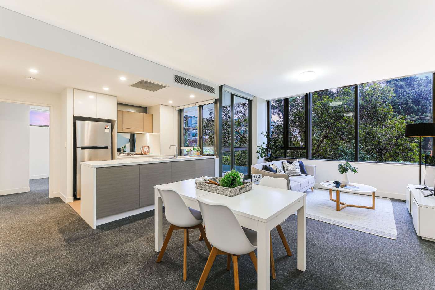 Main view of Homely apartment listing, d201/14J Mentmore Avenue, Rosebery NSW 2018