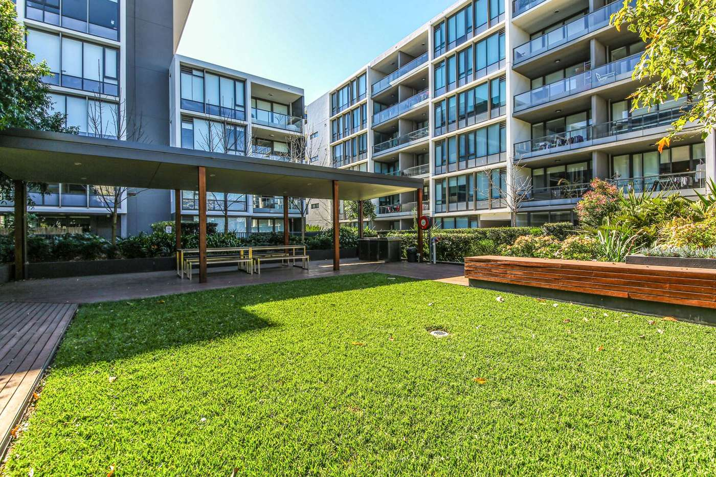 Sixth view of Homely apartment listing, d201/14J Mentmore Avenue, Rosebery NSW 2018