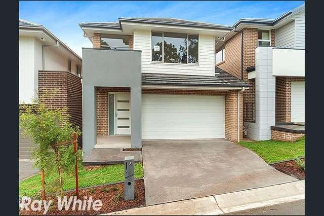6 Whitley Avenue, Kellyville NSW 2155