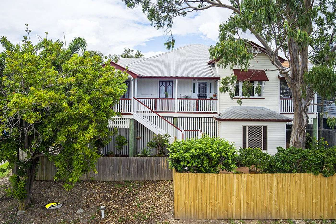 Main view of Homely townhouse listing, 1/21 Dansie Street, Greenslopes QLD 4120