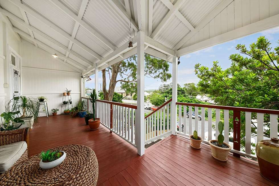 Second view of Homely townhouse listing, 1/21 Dansie Street, Greenslopes QLD 4120