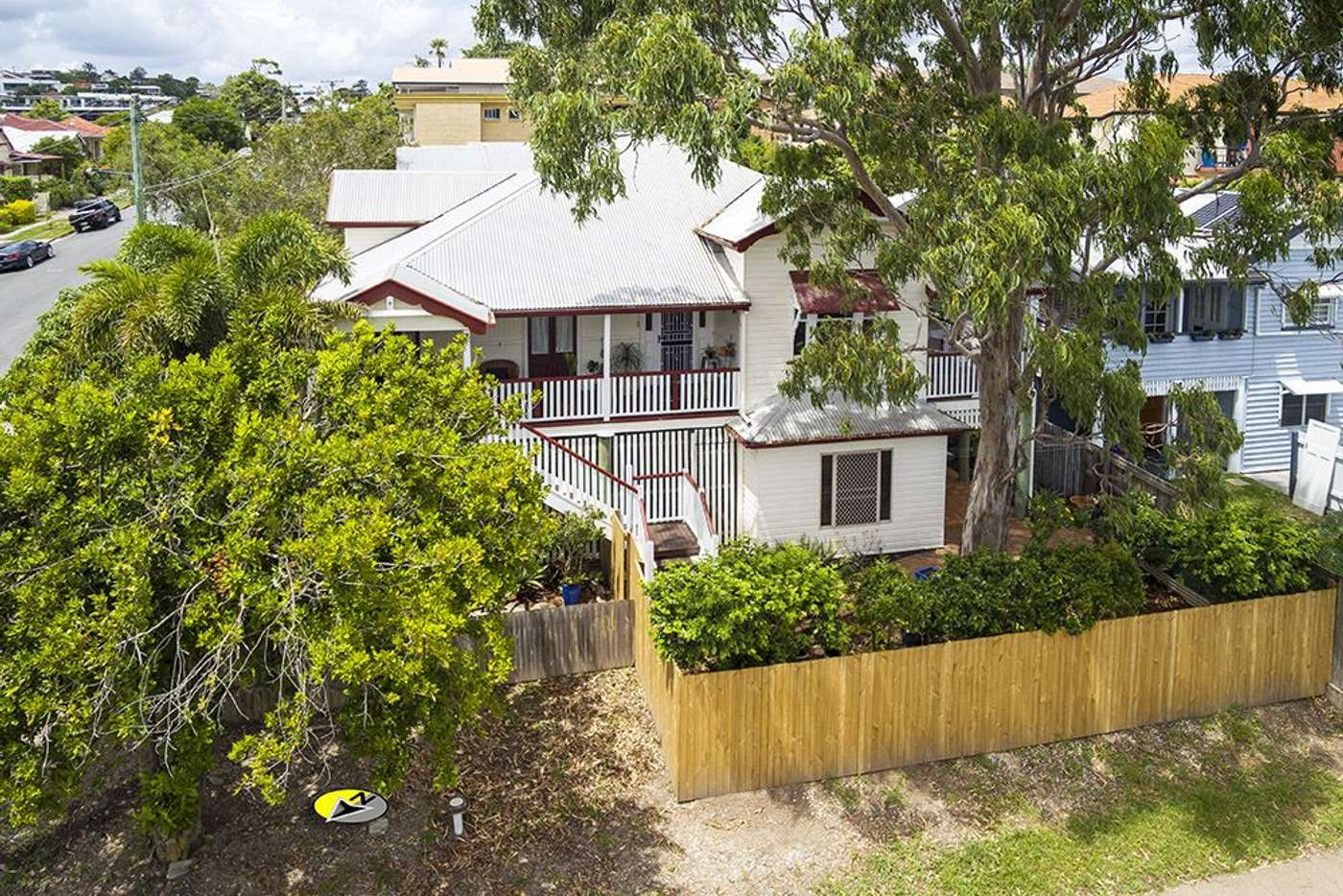 Sixth view of Homely townhouse listing, 1/21 Dansie Street, Greenslopes QLD 4120
