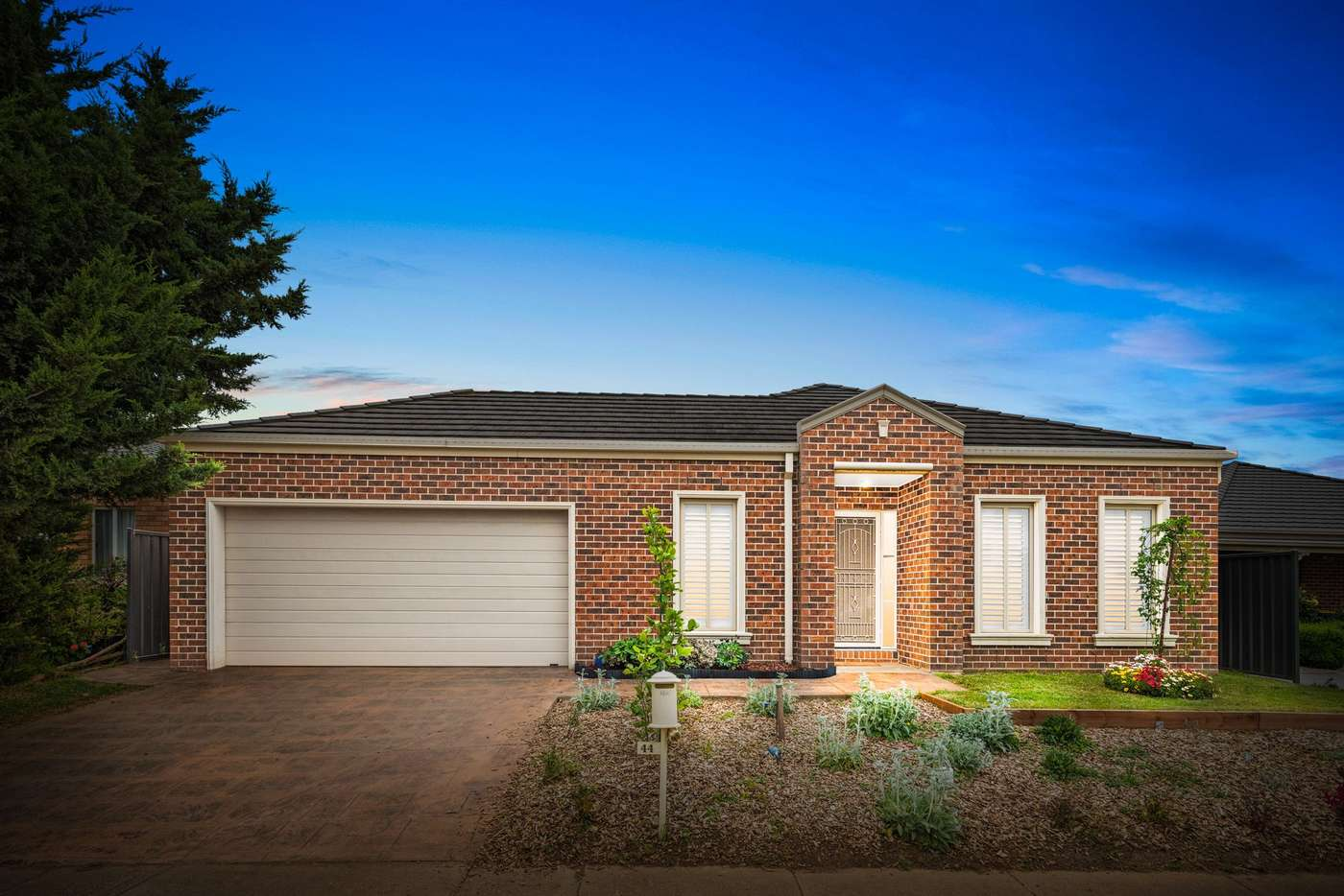 Main view of Homely house listing, 44 Eppalock Drive, Manor Lakes VIC 3024