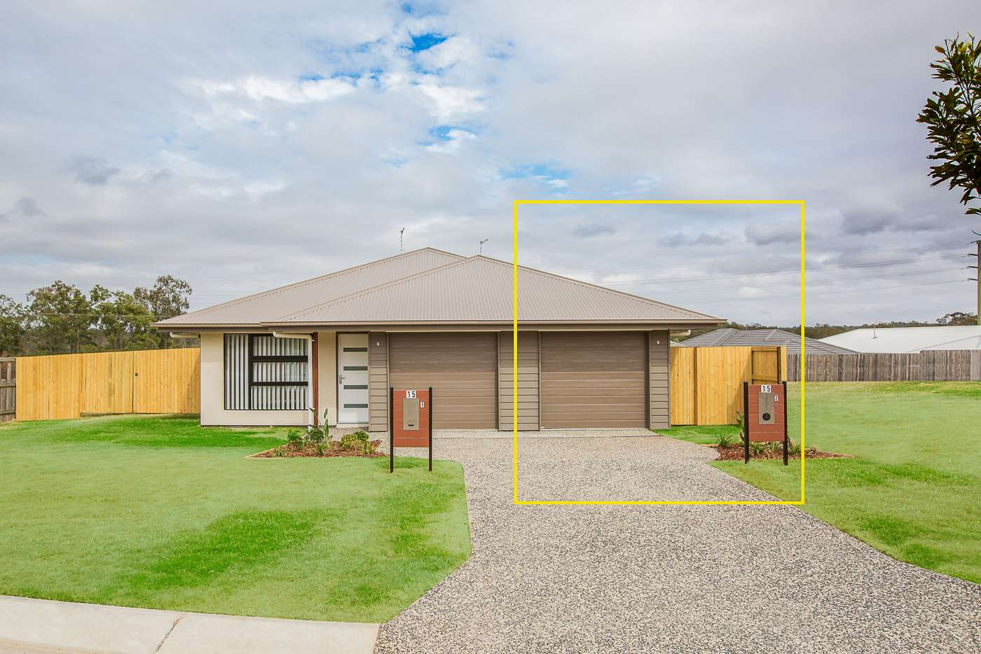 Main view of Homely house listing, 2/15 Carron Court, Brassall QLD 4305