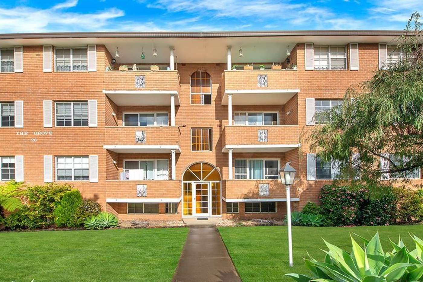 Main view of Homely apartment listing, 23/26-28 Orchard Street, West Ryde NSW 2114