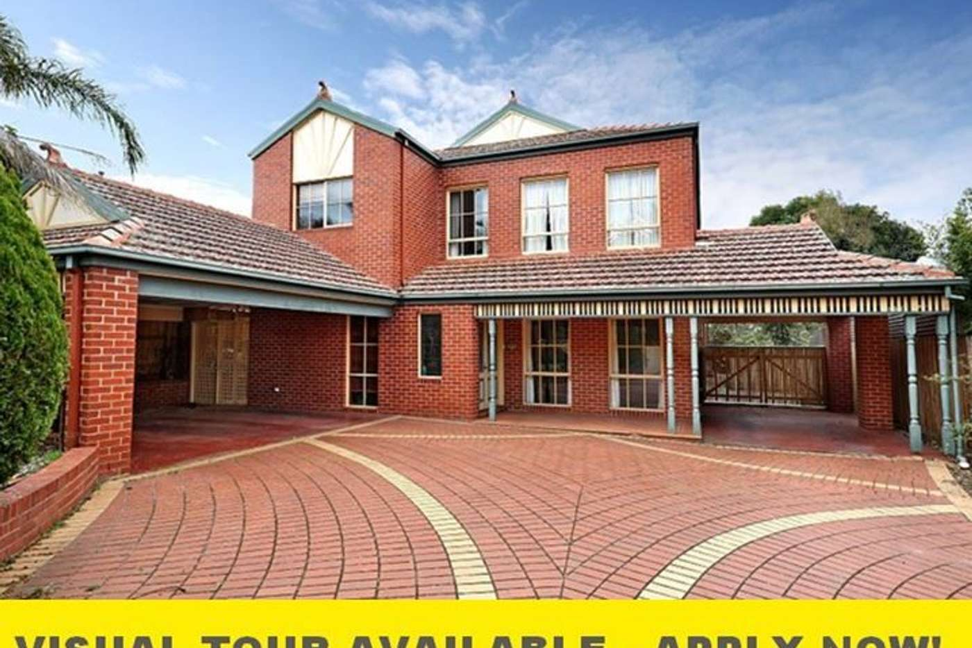 Main view of Homely townhouse listing, 17A Rothesay Avenue, Malvern East VIC 3145