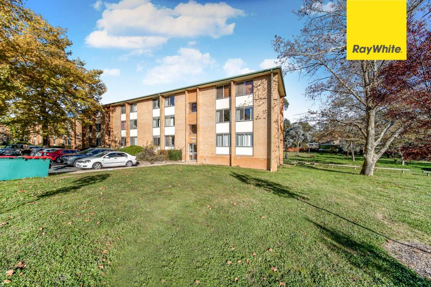 Main view of Homely unit listing, 21/3 Waddell Place, Curtin ACT 2605