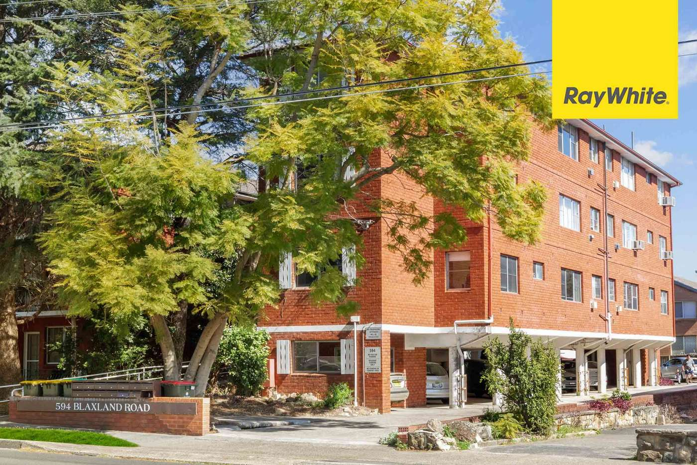 Sixth view of Homely unit listing, 5/594 Blaxland Road, Eastwood NSW 2122