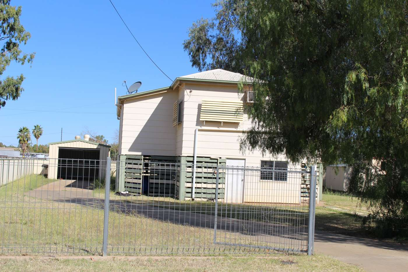 Main view of Homely house listing, 124 King Street, Charleville QLD 4470