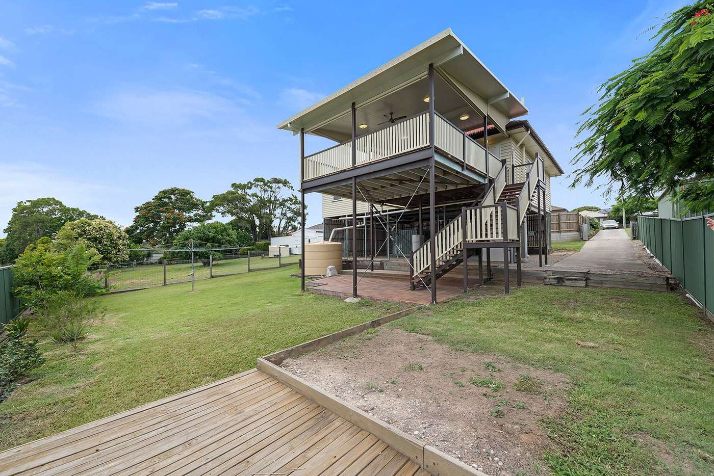 Main view of Homely house listing, 55A Thompson Street, Zillmere QLD 4034