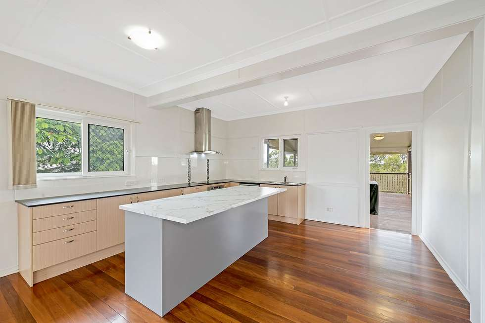 Second view of Homely house listing, 55A Thompson Street, Zillmere QLD 4034