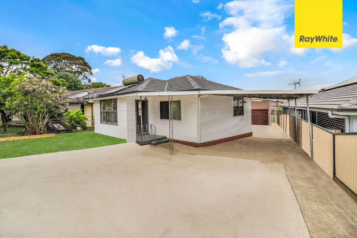 Main view of Homely house listing, 28&28A ROBSHAW Road, Marayong NSW 2148