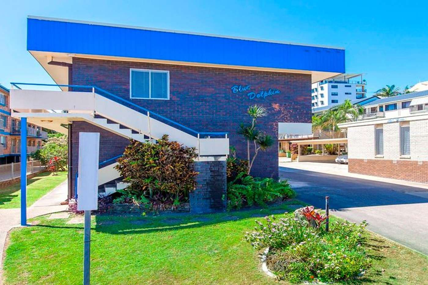 Main view of Homely unit listing, Unit 1/35 Burgess Street, Kings Beach QLD 4551