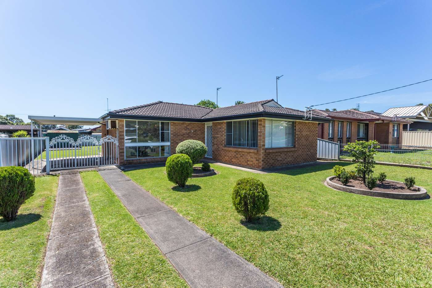 Main view of Homely house listing, 9 Lachlan Avenue, Barrack Heights NSW 2528
