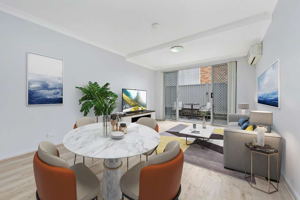 Second view of Homely apartment listing, 11/51A-53 High Street, Parramatta NSW 2150