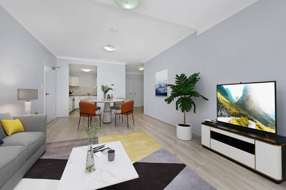 Third view of Homely apartment listing, 11/51A-53 High Street, Parramatta NSW 2150